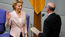 German defense minister signals greater role in Africa