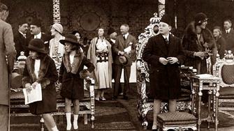 Memoirs of Egypt's King Farouk reveal lonely boyhood