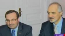 1300GMT: Opposition says Assad regime rejects forming transitional govt
