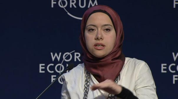 Activist says international aid not always reaching Syrian refugees