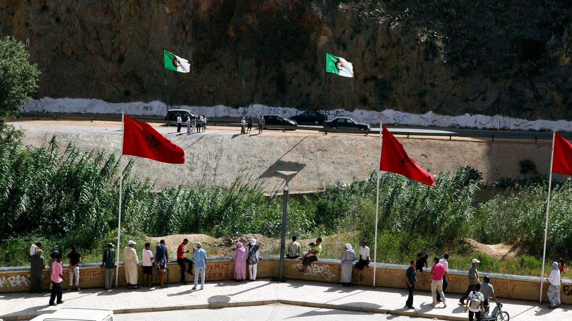 algeria morocco borders reuters