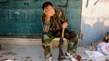 U.S. arms flowing to 'moderate' Syrian rebels