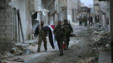 Syria army edges forward in Aleppo