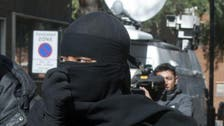 Defiant Muslim woman on trial in Britain refuses to remove niqab