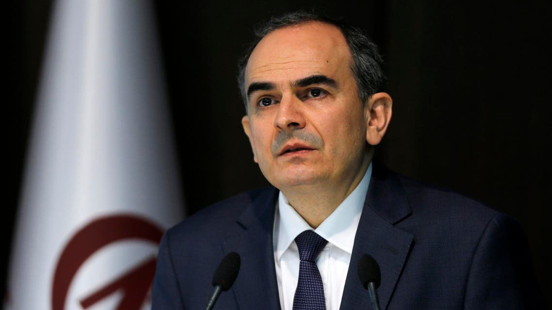 turkey central bank governoe reuters