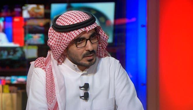 الصحافي السعودي محمد العمر