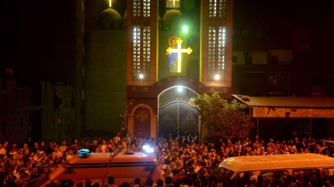 كنيسة العذراء في القاهرة