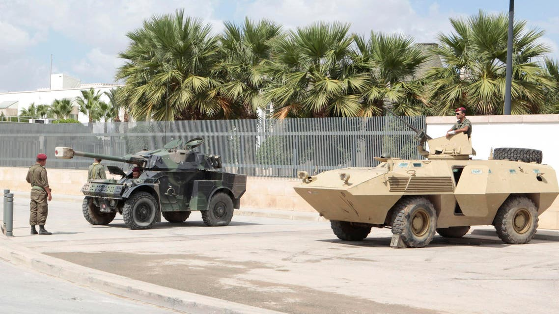 US embassy tunis reuters