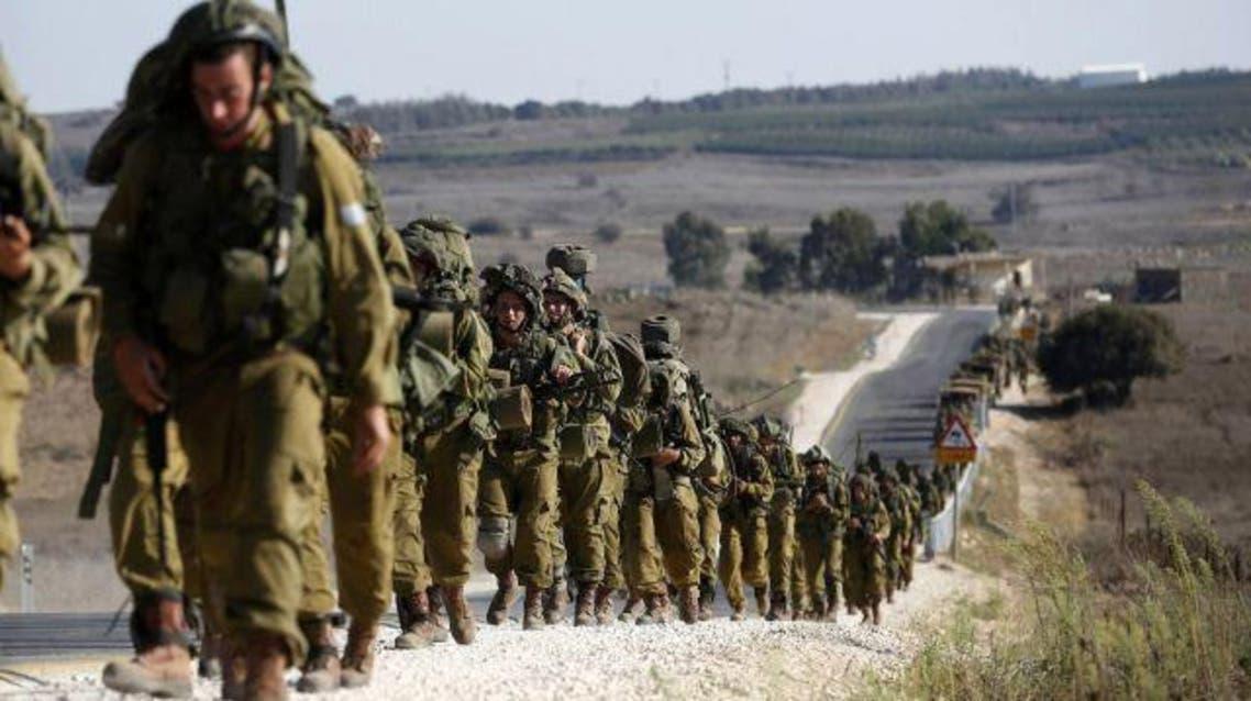 الجيش الإسرائيلي ينشر وحدة عسكرية جديدة في الجولان