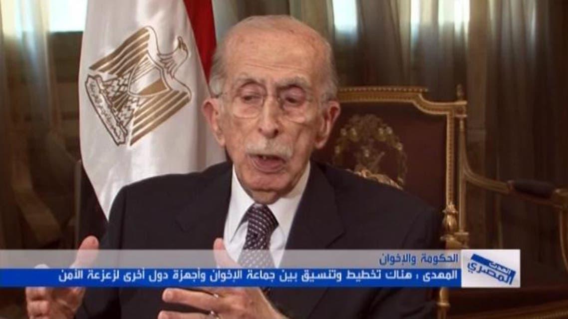 المستشار محمد أمين المهدي