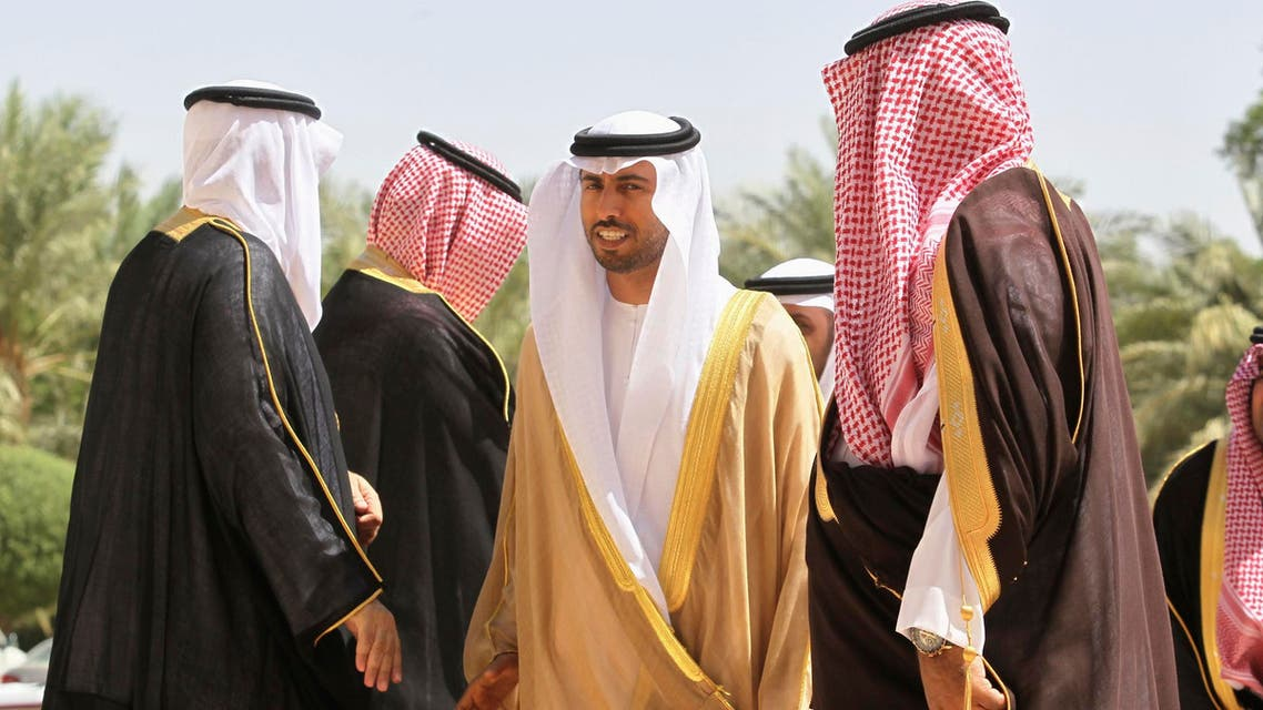 UAE energy minister Suhail. (reuters)