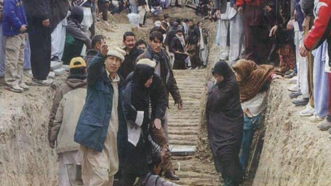 مقابر جماعية في باكستان