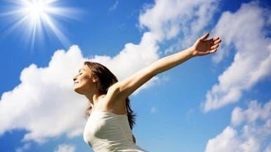 25 دقيقة من أشعة الشمس يومياً للوقاية من أمراض القلب