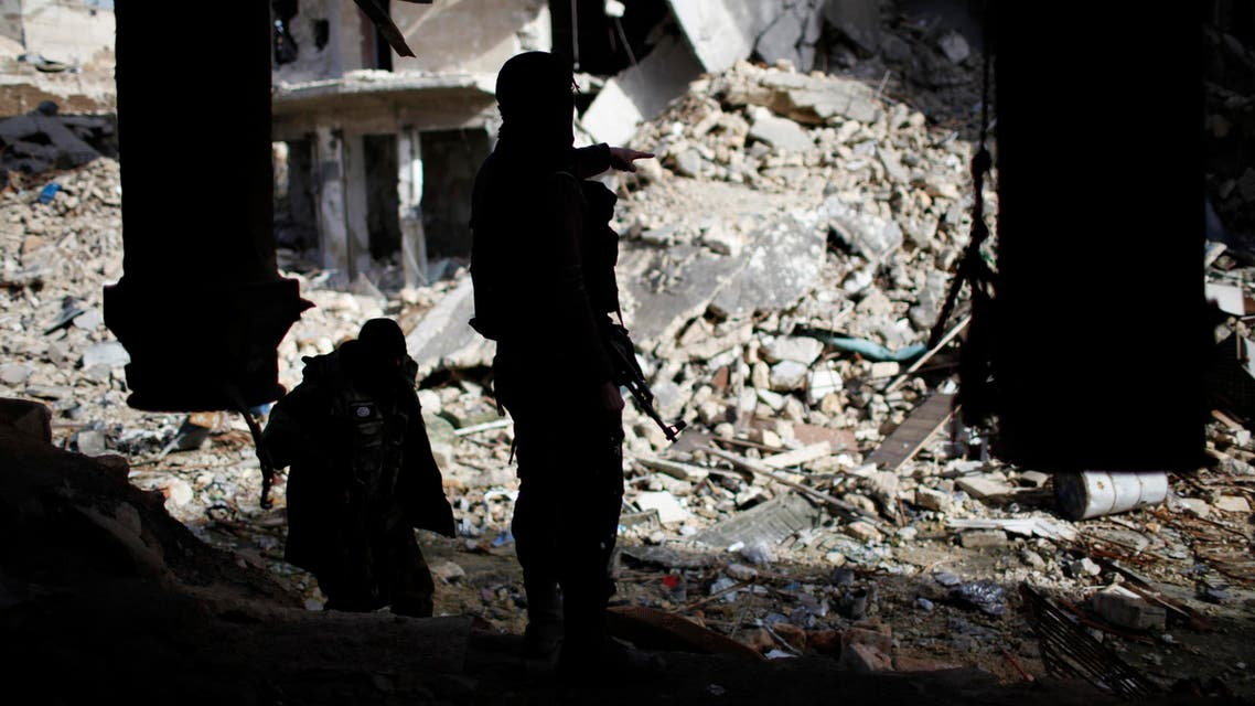 islamist syria reuters