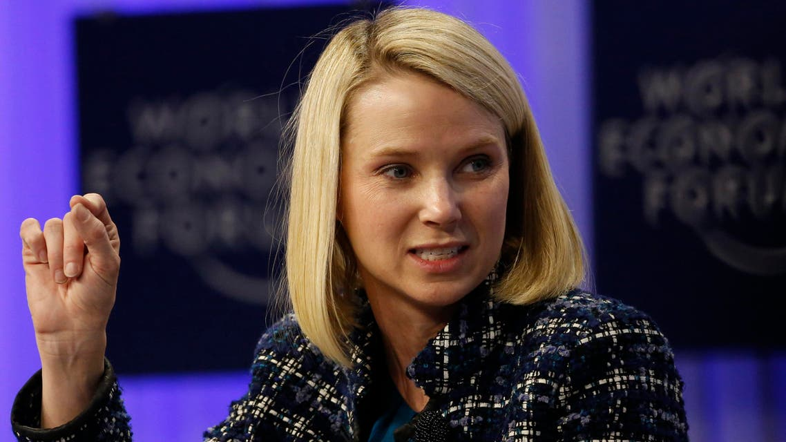 Yahoo chief Marissa Mayer has moved aggressively to kick-start the company with product makeovers, acquisitions and big media hires – but ad sales continues to struggle. (File photo: Reuters)