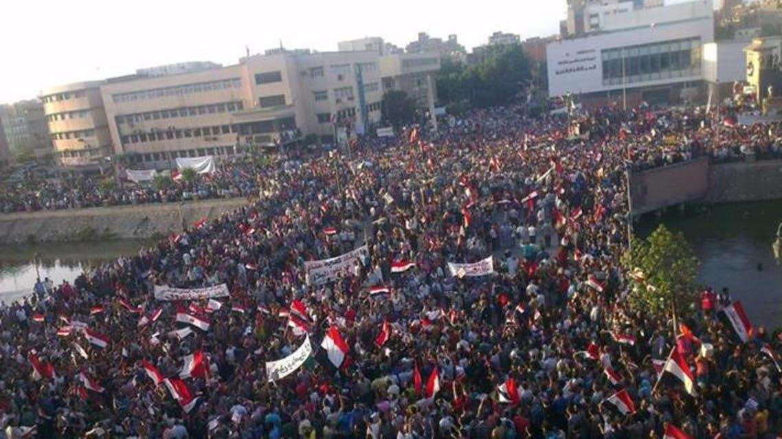 مظاهرات 30 يونيو