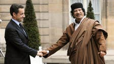 Qaddafi financed 'mentally deficient' Sarkozy, interview claims