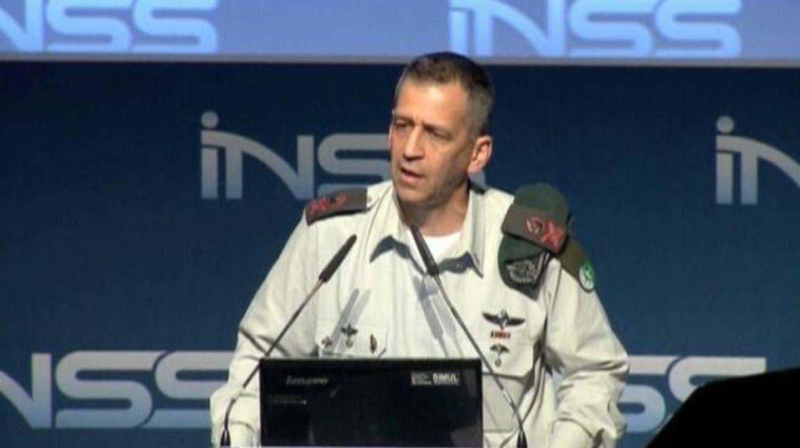 قائد القوات الجوية في الجيش الإسرائيلي، عمر ايشيل