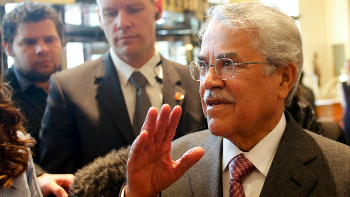 saudi arabia oil minister reuters