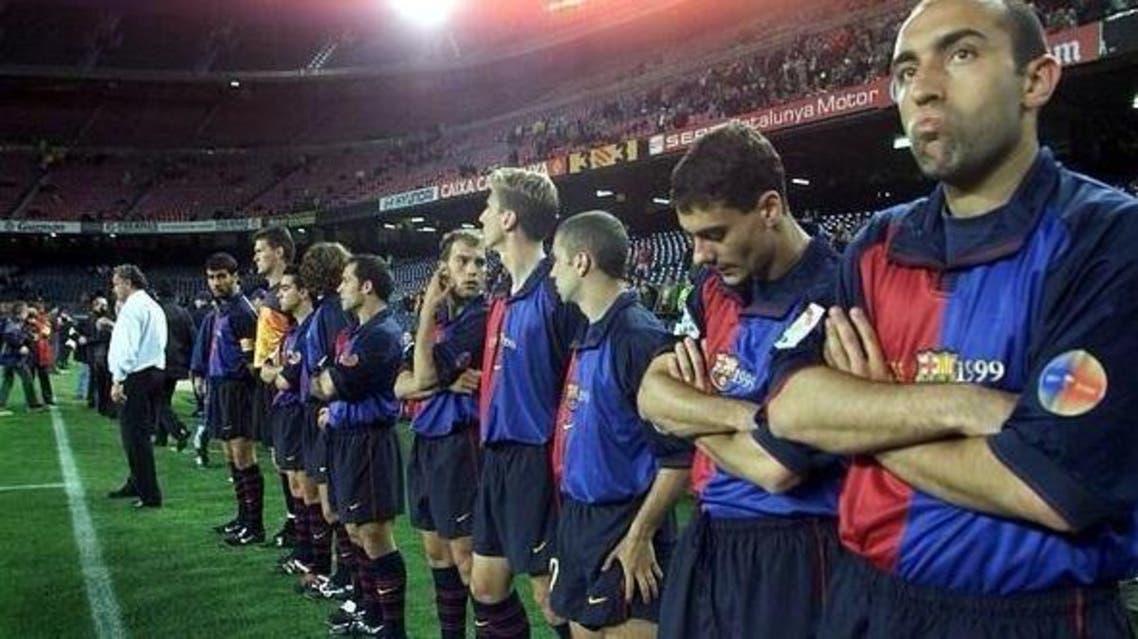 انسحاب فريق راسينغ سانتاندير من مباراته أمام ريال سوسييداد
