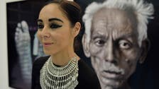 Crushed hopes in Egypt become art in New York