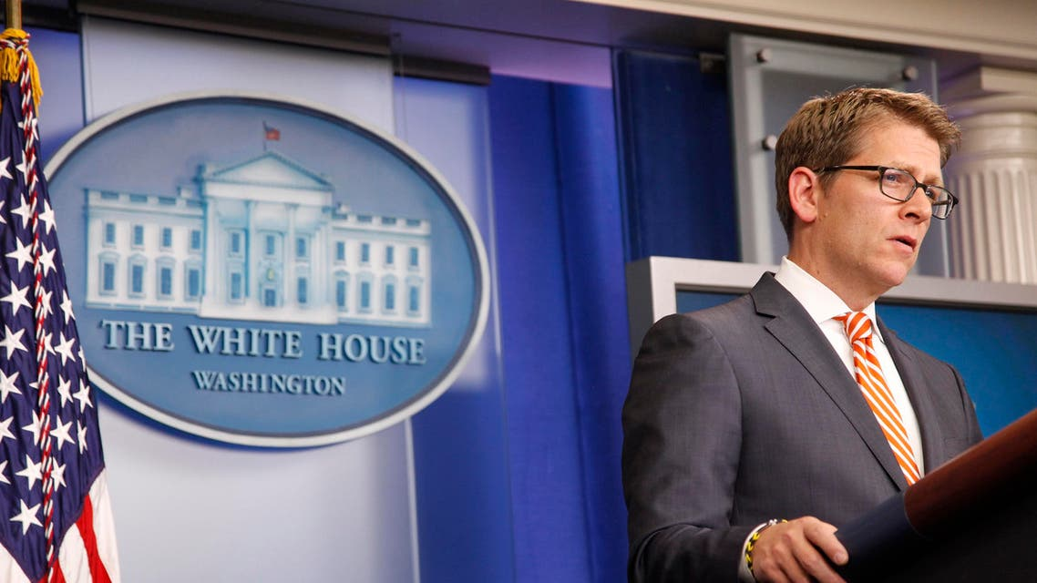 """White House spokesman Jay Carney said the U.S. is """"very disappointed"""" that China forced a New York Times journalist to leave the country. (File photo: Reuters)"""