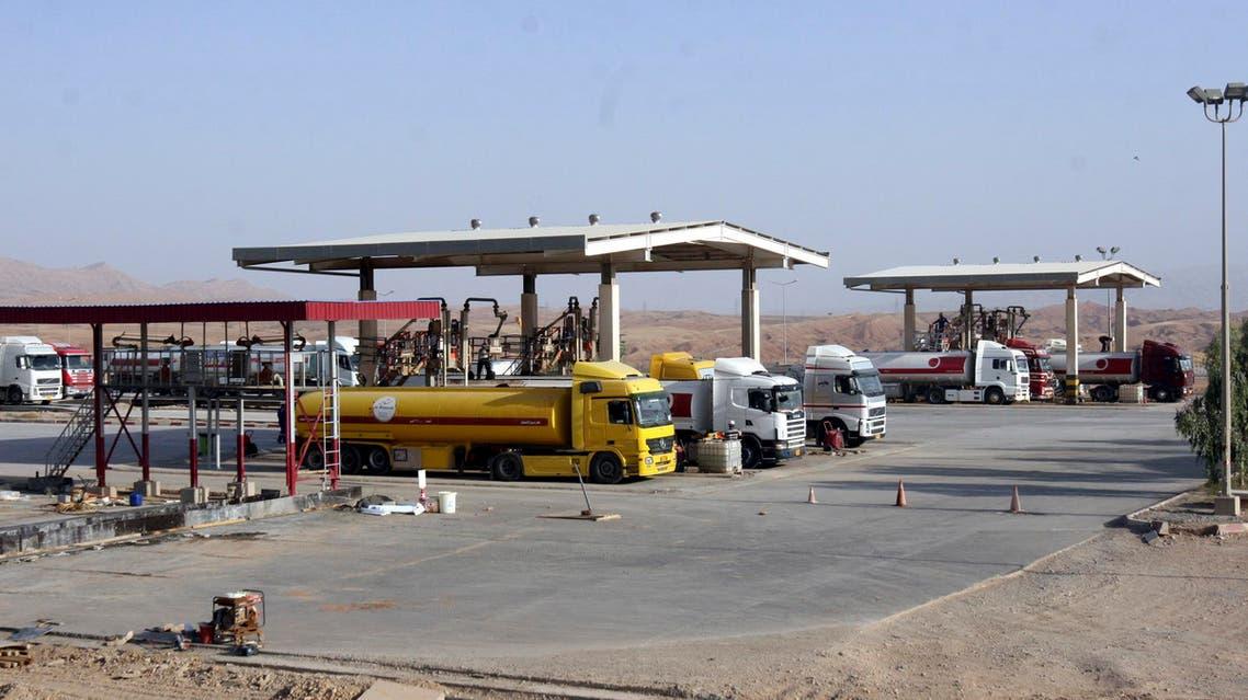 kurdistan oil export reuters