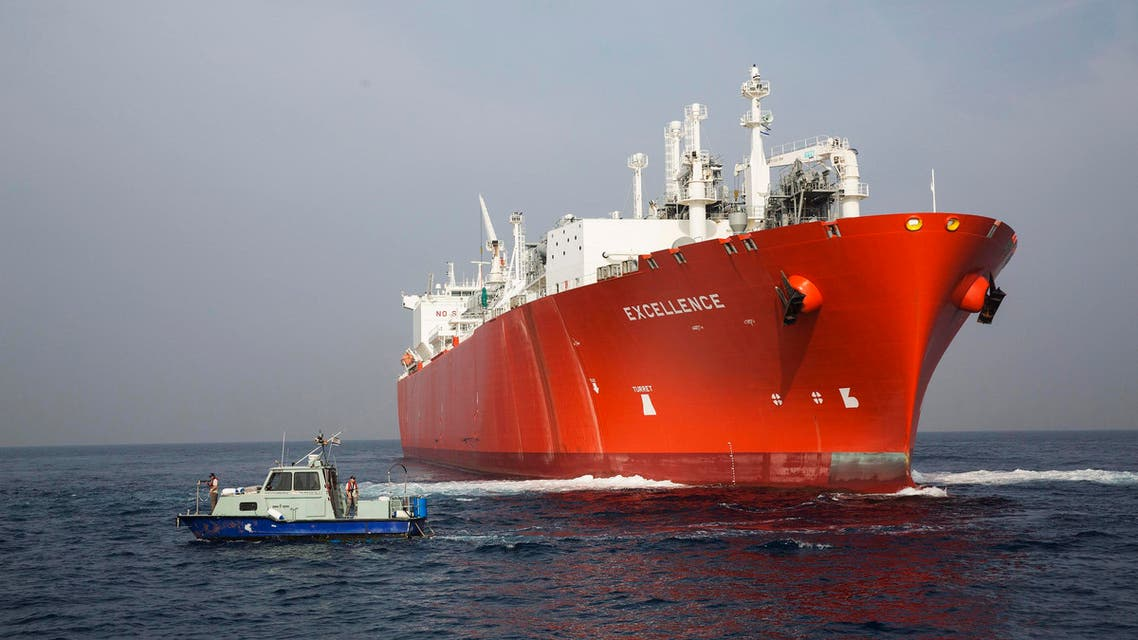 excellence tanker israel reuters