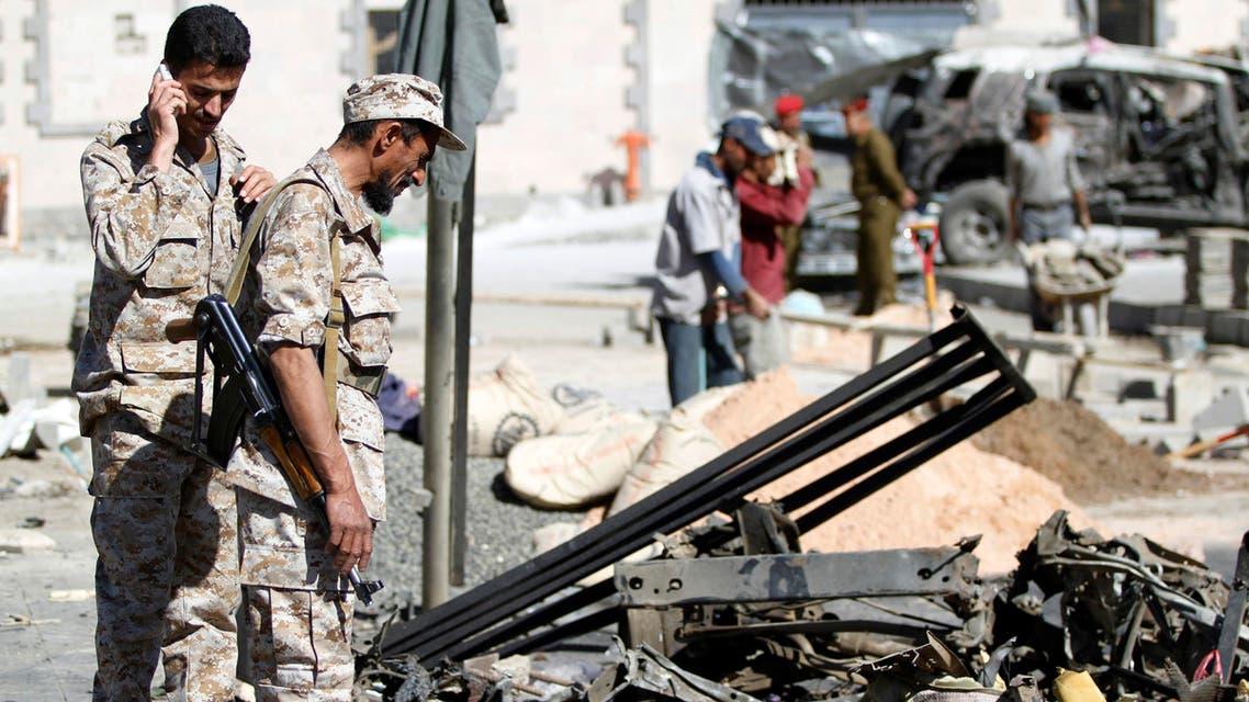 yemen army reuters