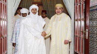 """عاهل المغرب يحث """"الأزواد"""" على تحقيق المصالحة في مالي"""