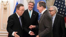 Kerry asks Lavrov to pressure Syria on weapons