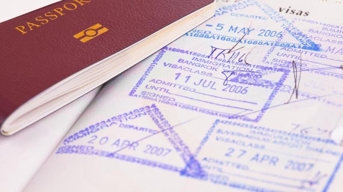 passport shutterstock