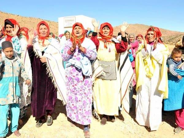 قرية إنمل بالمغرب.. معاناة مع الفقر وبرد الشتاء