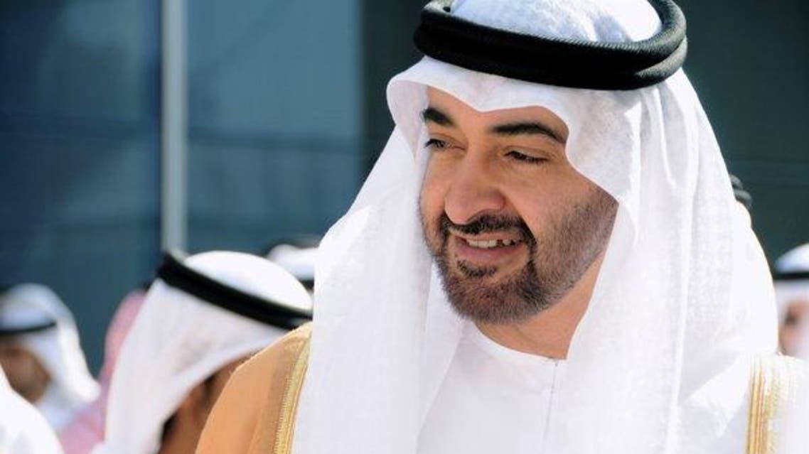 محمد بن زايد آل نهيان