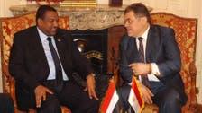 اتفاق مصري سوداني على تشكيل قوة لمنع تهريب السلاح