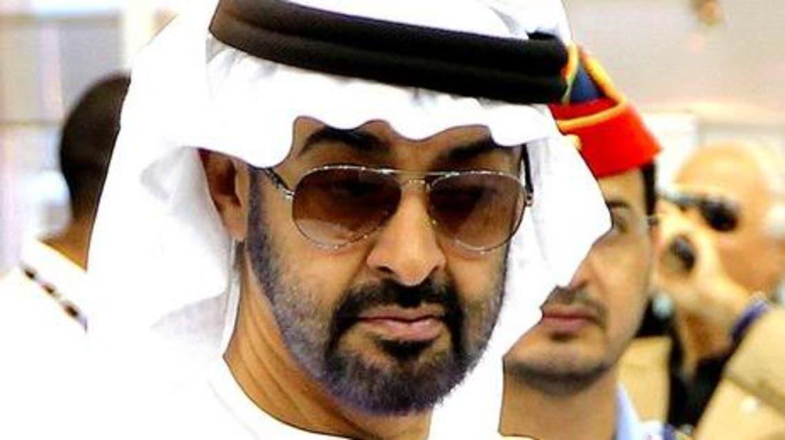 Sheikh Mohammed bin Zayed. (AFP)