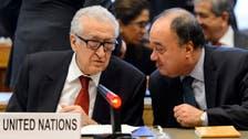 U.N. deputy mediator on Syria Nasser al-Kidwa resigns