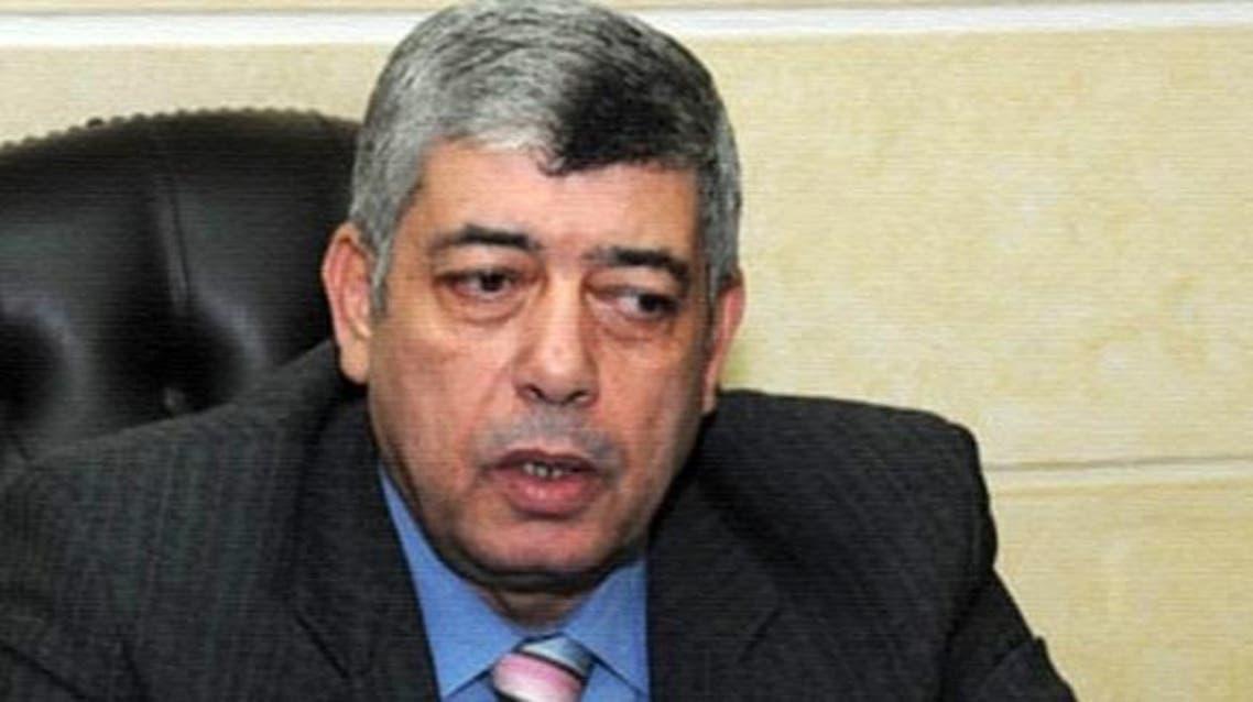 اللواء محمد إبراهيم وزير الداخلية المصري