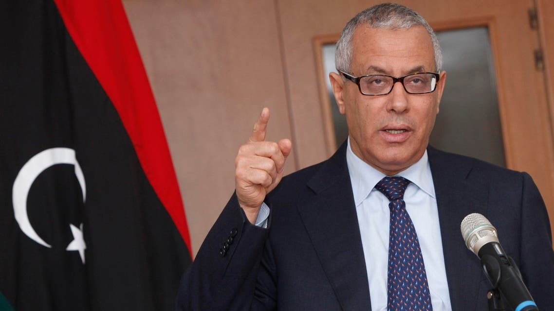 libya PM reuters