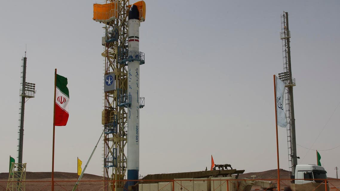 satellites iran reuters