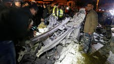 1800GMT: Explosion kills two south of Beirut