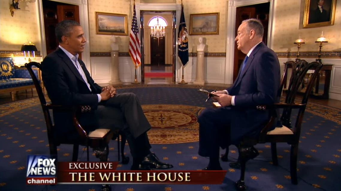 The U.S. President accuses Fox News of keeping alive controversies he believes settled. (Picture courtesy: Fox News)