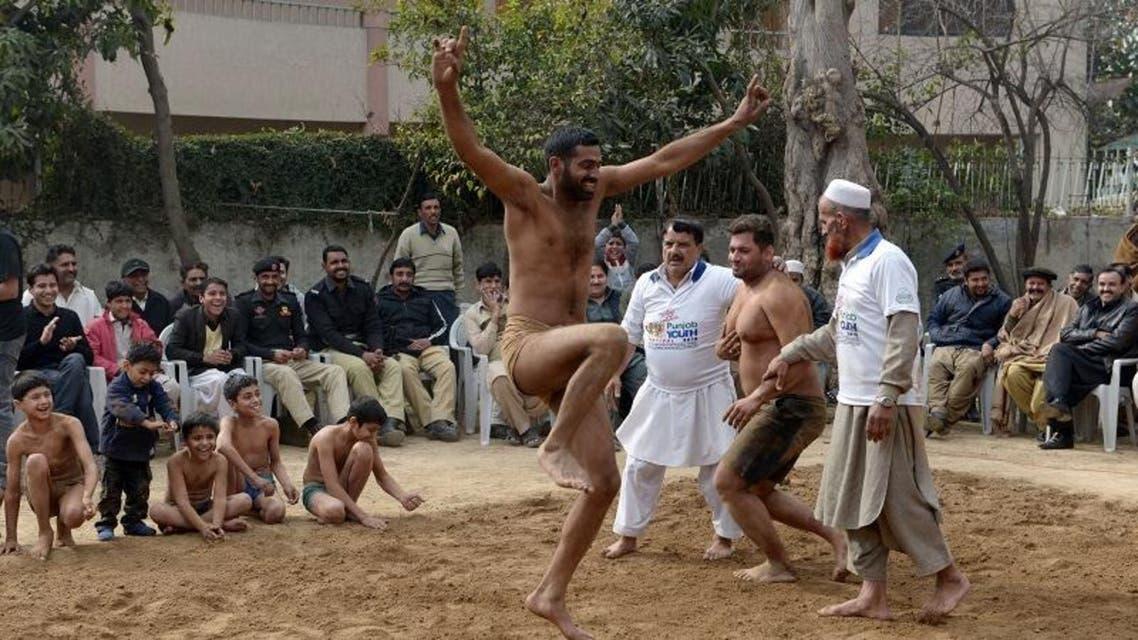 Wrestling festival in Pakistan
