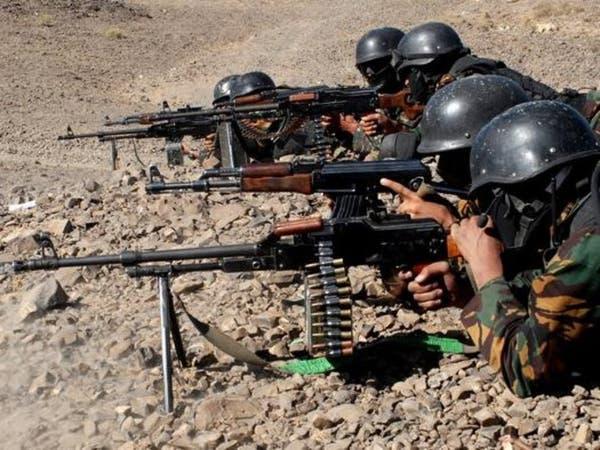 تقدم جديد للجيش اليمني في جبهة نهم