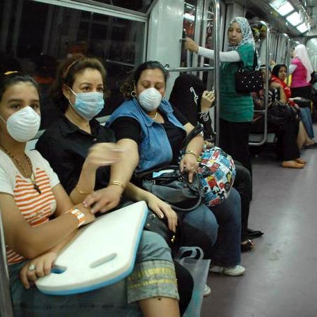 الصحة: وفاة 55 شخصاً بمصر جراء الانفلونزا الموسمية