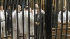 تأجيل محاكمة مرسي وقيادات الإخوان بأحداث الاتحادية
