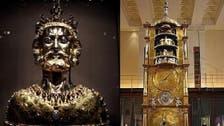 ظهور عظام إمبراطور سحره هارون الرشيد بساعة