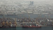 Dubai's DP World says consolidated volumes slip 3.8 percent in 2013
