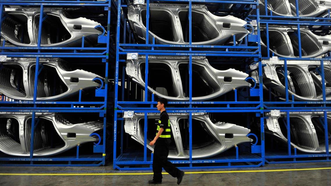 car factory reuters