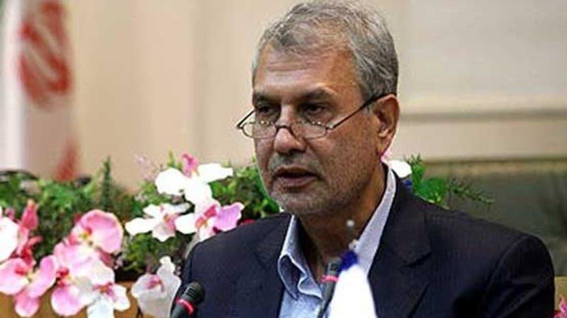 علی ربیعی وزیر تعاون کار و رفاه اجتماعی